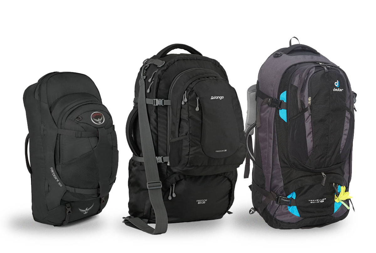Backpack, Vango, Freedom