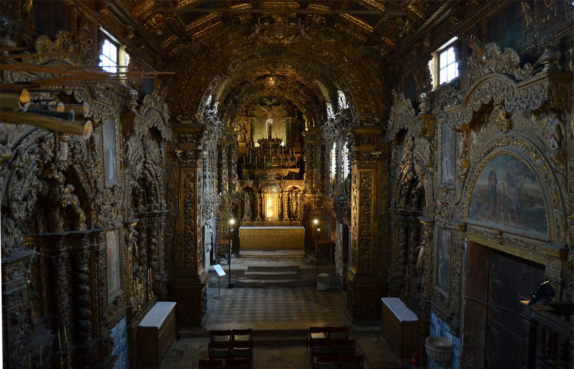 Igreja de Jesus at Museum Santa Joana